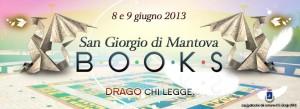 San Giorgio di Mantova Books (meglio tardi che mai)